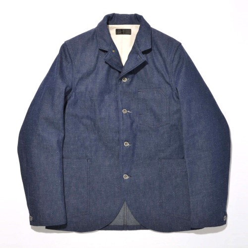 ROUGHNECK JACKET-INDIGO