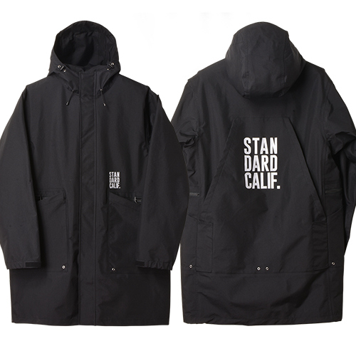 20ss-3layer-Field-hood-coat-bk (2)