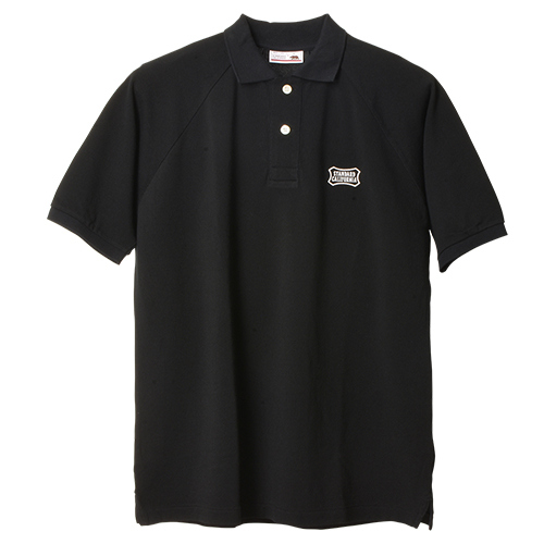 20ss-giza-cotton-shield-logo-polo-shirt-bk