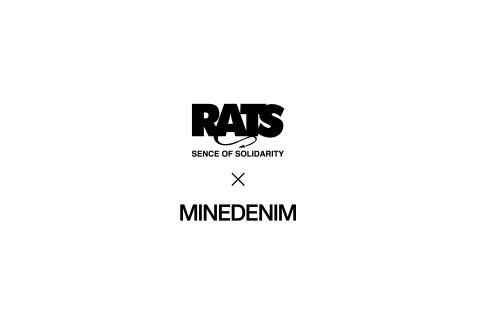 RATS×MINEDENIM-Logo-only_Blk
